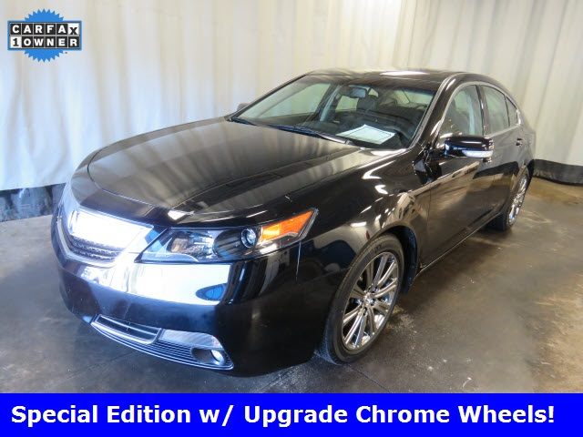 certified pre owned 2014 acura tl special edition 4d sedan in sylvania a1632921 dave white acura. Black Bedroom Furniture Sets. Home Design Ideas