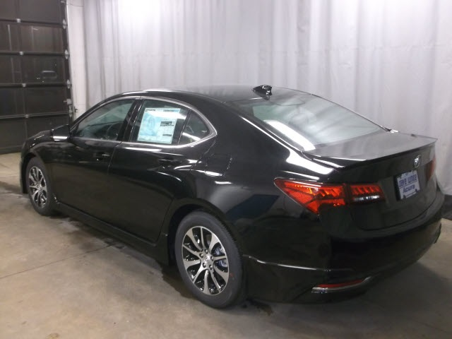 new 2017 acura tlx 2 4 8 dct p aws with technology package 4d sedan in sylvania a172621 dave. Black Bedroom Furniture Sets. Home Design Ideas