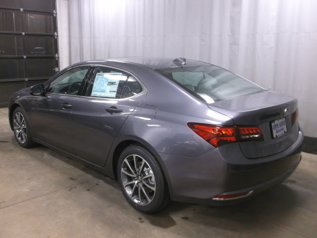 new 2017 acura tlx 3 5 v 6 9 at p aws with technology package 4d sedan in sylvania a172779. Black Bedroom Furniture Sets. Home Design Ideas