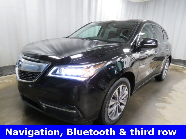 Pre-Owned 2014 Acura MDX 3.5L Technology Package