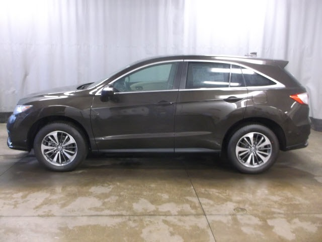new 2017 acura rdx awd with advance package 4d sport utility in sylvania a172727 dave white acura. Black Bedroom Furniture Sets. Home Design Ideas